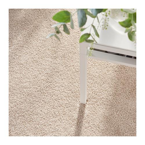 """TYVELSE alfombra, pelo corto, 4 ' 4 """"x 6 ' 5 """"x"""