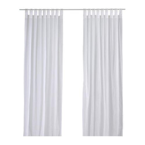 MATILDA cortinas transparentes, 1 par
