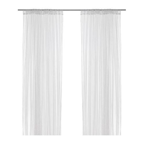 LILL cortinas de red, 1 par