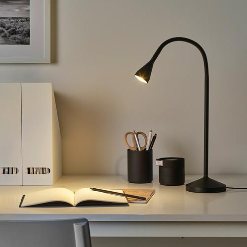NÄVLINGE lámpara de trabajo LED integrada