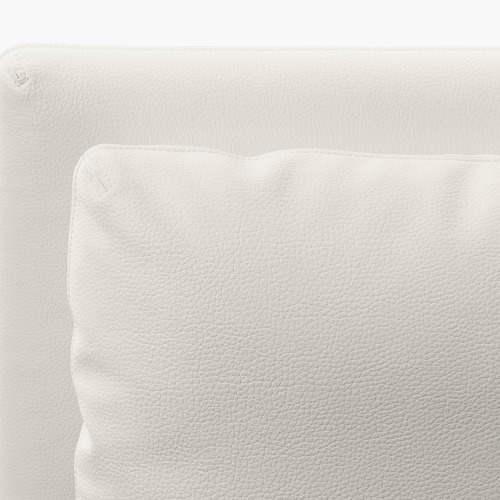 VALLENTUNA mod sofa, 2 seat w 2 slpr sections