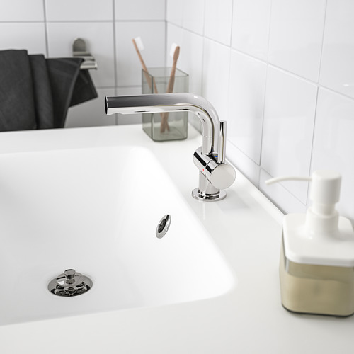 SVENSKÄR llave para lavamanos con filtro