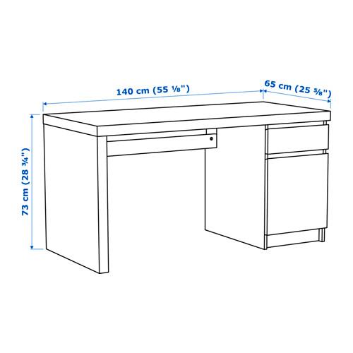MALM desk