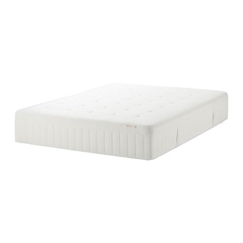 HESSTUN eurotop mattress, Queen.