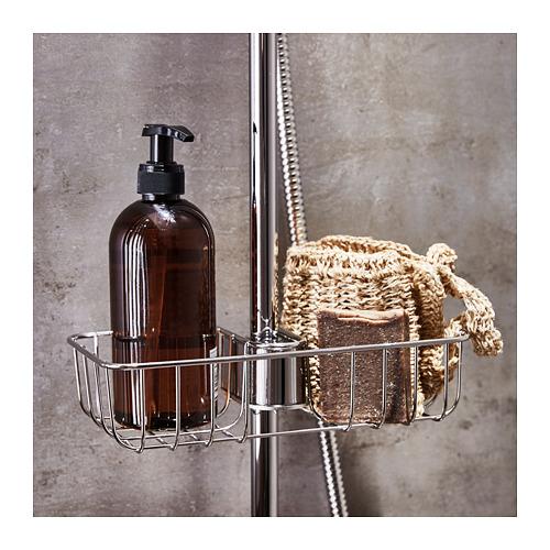 VOXNAN estante para ducha