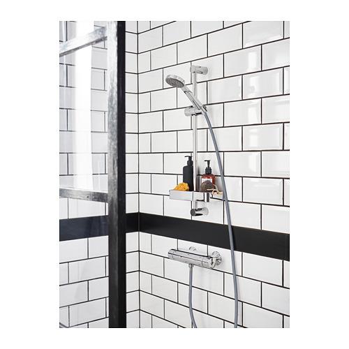 BROGRUND estante para ducha