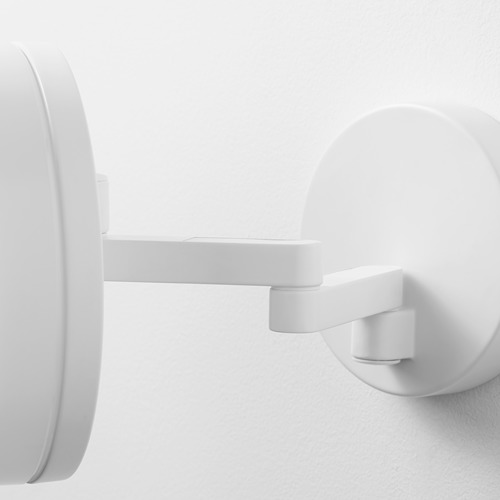 SVALLIS aplique LED integrada+brazo pivotante