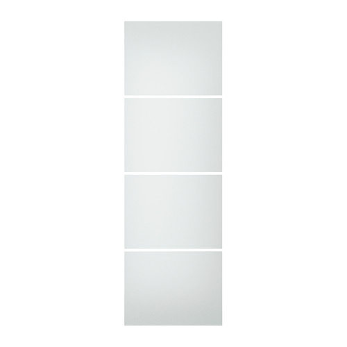 SVARTISDAL 4 paneles armz prta corrediza
