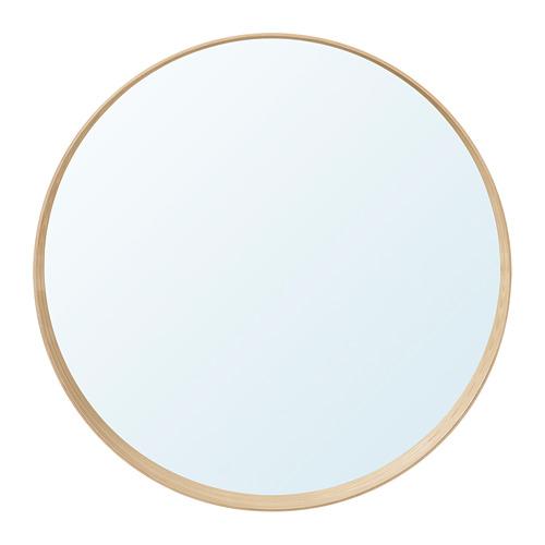 """STOCKHOLM espejo, 31 1/2 """" de diámetro"""