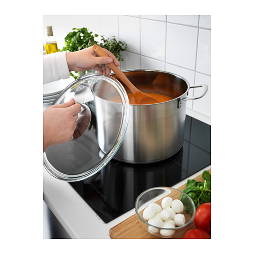 IKEA 365+ stock pot with lid