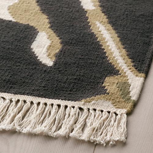 ÅLANDSROT alfombra, lisa