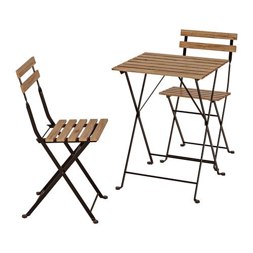 TÄRNÖ mesa+2 sillas, exterior