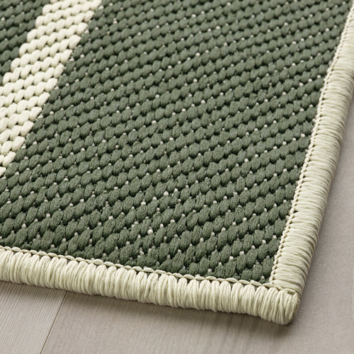 TÖMMERBY rug flatwoven, in/outdoor