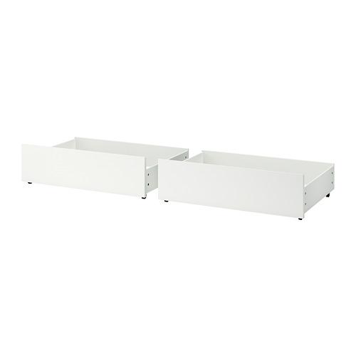 MALM caja almacenaje p/armz cama alta