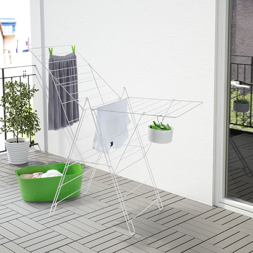 FROST tendedero, interior/exterior