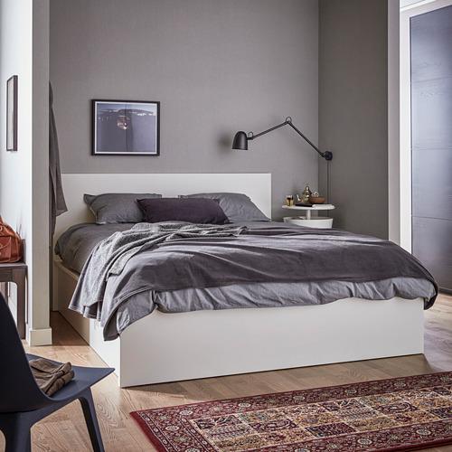 MALM ottoman bed