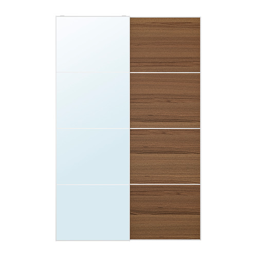 MEHAMN/AULI par de puertas corredizas