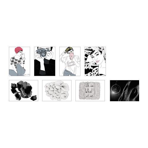 VÄXBO tarjeta de arte