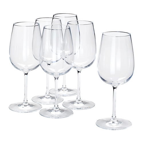 STORSINT wine glass, sed of 6 pieces