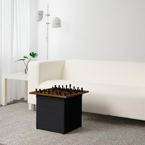 BOSNÄS ottoman with storage