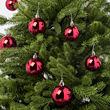 """VINTER 2020 bola árbol navidad, juego de 42, incluye 26 bolas de 2⅜ y 16 bolas de 2⅜"""" de diámetro"""