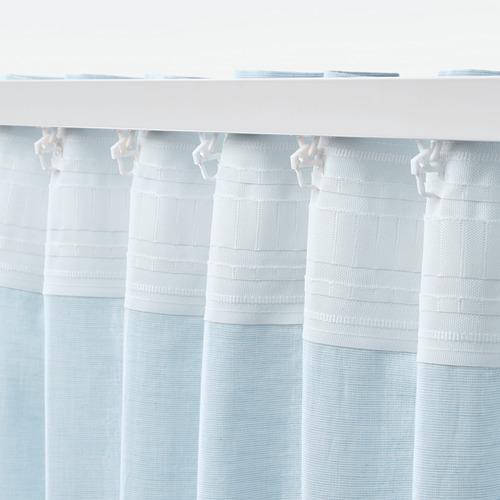 HANNALILL cortinas, 1 par