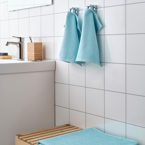 KORNAN toalla de visita, juego de 4 , peso: 320 g/m²