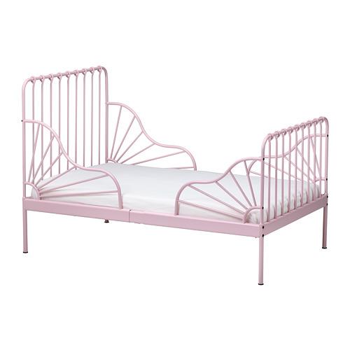 MINNEN armz cama exten+base cama tablillas