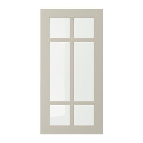 STENSUND puerta de vidrio
