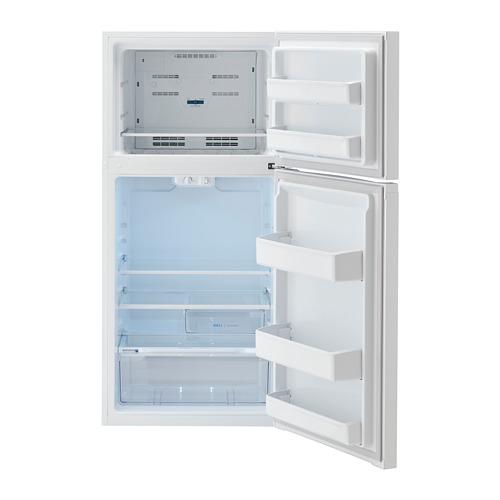 """LAGAN nevera+congelador superior, 27 5/8 """"x29 3/8 """"x60 1/2 """""""
