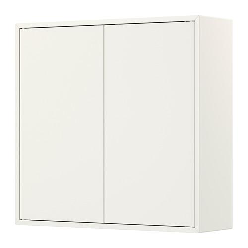 EKET armario+2 puertas+2 estantes