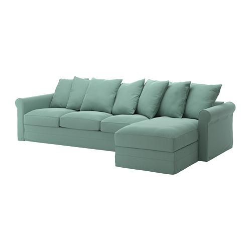 HÄRLANDA  4-seat sofas