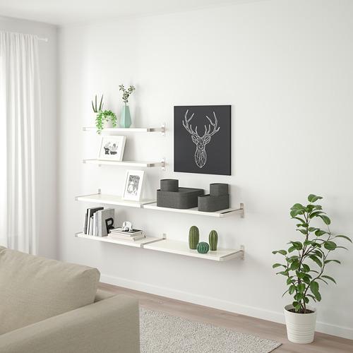 GRANHULT/BERGSHULT combinación estante de pared