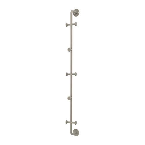 SNYGGING soporte vertical+8 ganchos
