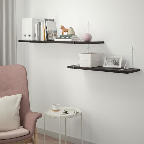 PERSHULT/BERGSHULT combinación estante de pared