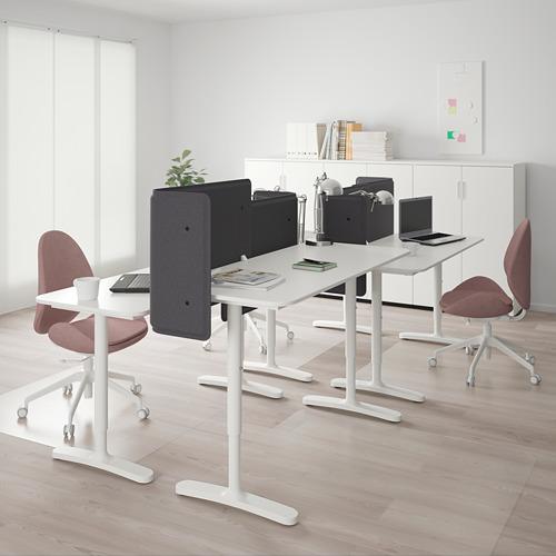 BEKANT combinación de escritorio