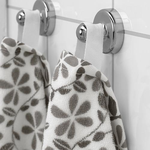 JUVELBLOMMA toalla de ducha, 400 g/m²