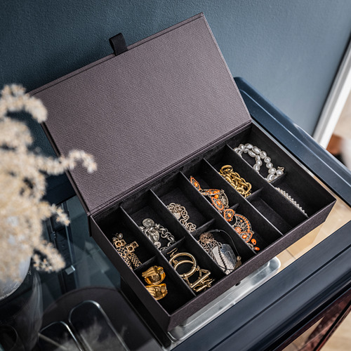 ANILINARE jewelry box with compartments