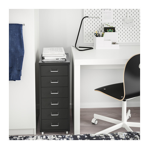 HELMER drawer unit on casters
