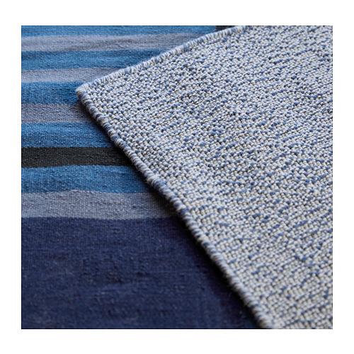 "LOVRUP alfombra, lisa, 4 ' 4 ""x 6 ' 5 """
