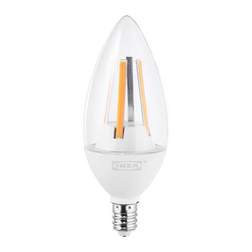LEDARE LED bulb E12 400 lumen