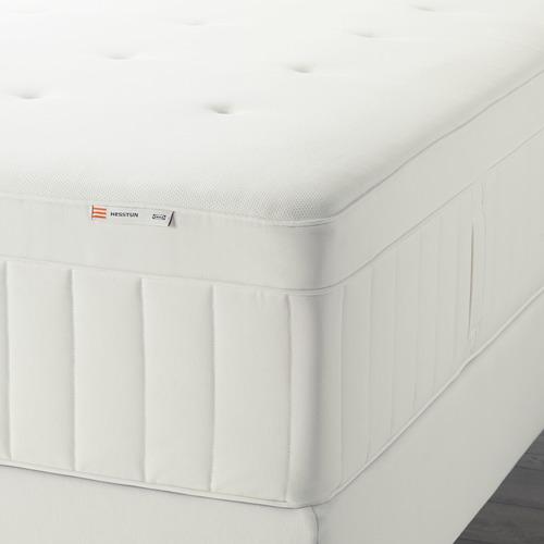 HESSTUN eurotop mattress, King.