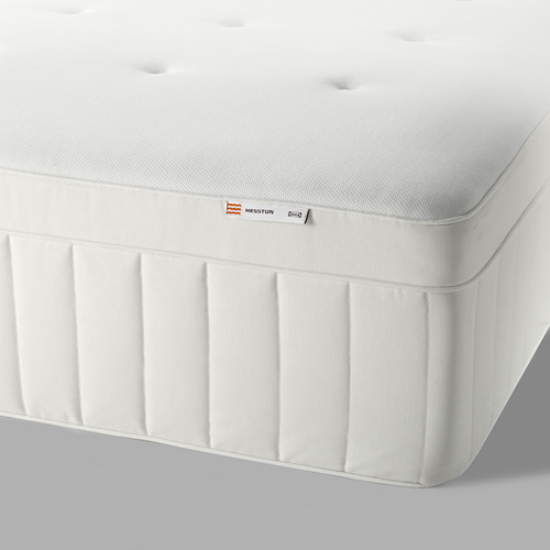 HESSTUN eurotop mattress, Queen.