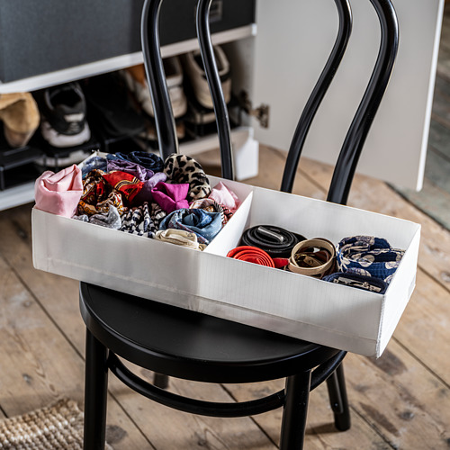 STUK box with compartments