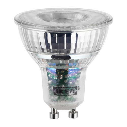 LEDARE bombillo LED GU10 400 lúmenes