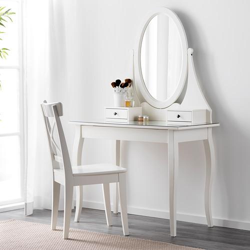 HEMNES tocador con espejo