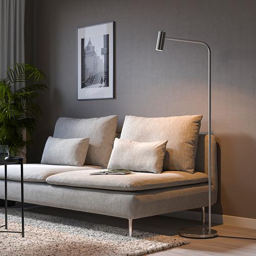 VIRRMO lámpara de piso/lectura