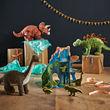 JÄTTELIK dinosaurios, 12 piezas