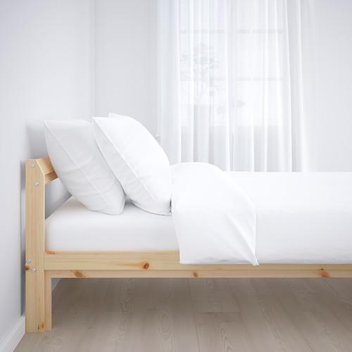 NEIDEN cama full + tablillas LURÖY