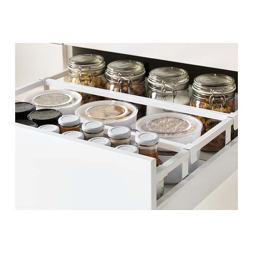 SEKTION/MAXIMERA base cabinet with 3 drawers